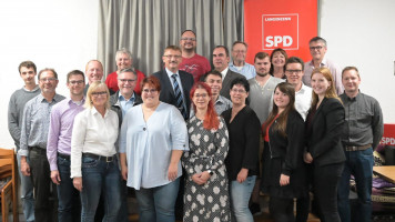 SPD Stadtratskandidaten für Langenzenn