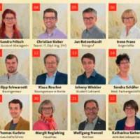 SPD Langenzenn Kandidaten für Stadtrat und Kreistag